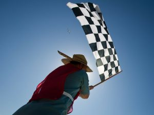 When Does Coaching End? Checkered Flag