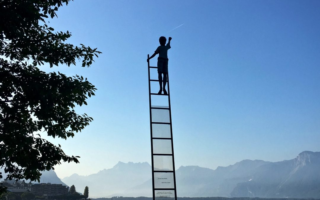 What Stops You From Living Big? Four Reasons We Live Small Lives