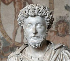 Marcus Aurelius--Stoic Philospher. Living the Good Life